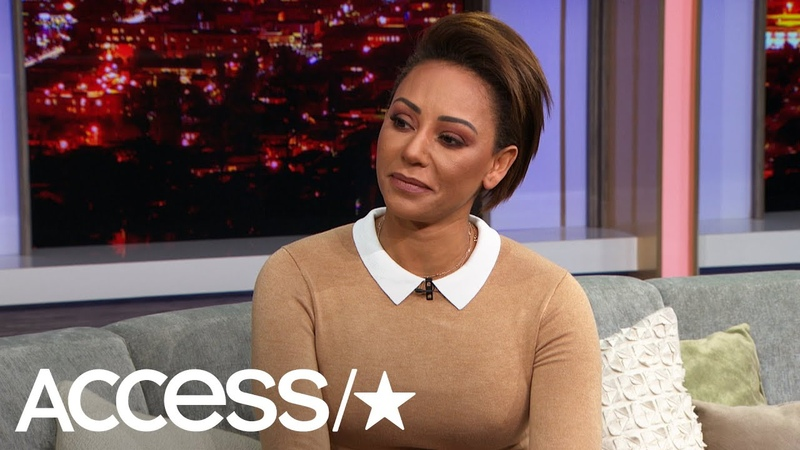 Mel B Gets 'Brutally Honest' About Alleged Abuse How Simon Cowell May Have Saved Her Life | Access