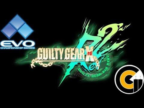 Evo 2018 - Guilty Gear XRD Rev 2 | Top 8 | Grand Finals (Omito, Rion, Zadi, Machabo, Fumo, LostSoul)