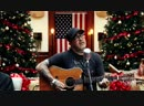 Aaron Lewis - Silent Night (Acoustic Cover) [Country Rebel Christmas Sessions]