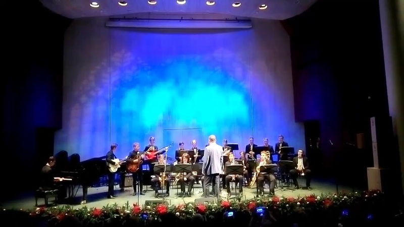 Caravan. Performed by the Orchestra State College of Brass Art (Moscow)