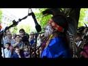Перуанцы выступают в Воронеже 9 Мая Nikon D3100