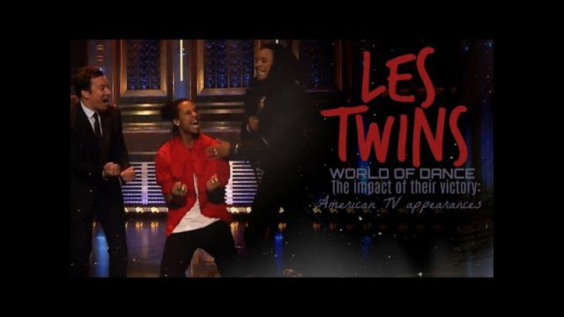 LES TWINS | WORLD OF DANCE : IMPACT OF THEIR VICTORY (American TV Appearances)