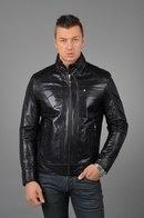 Мужские Короткие Кожаные Куртки