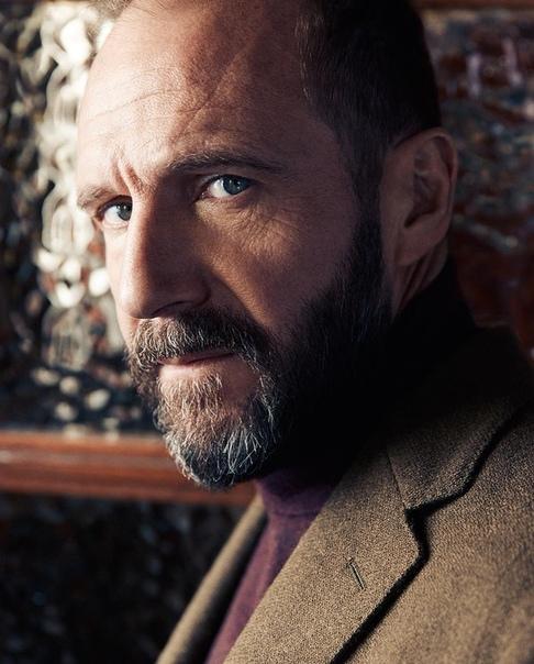 Ralph Fiennes The Jackal magazine, Winter 2018