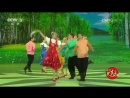 ГААНТ имени Игоря Моисеева. Русский танец Полянка.