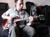 Gibson LP Studio Winered