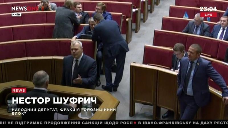 Бюджет NEWSONE и подарок Андреевской церкви Чем сегодня была занята Верховная Рада 18 10 18