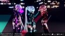 【MMD】桃源恋歌 tougenrenka 3Pver.(motion DL)