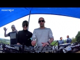 B2b session with Ann Clue at Smiling Sun Open Air 2017