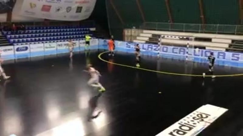 Чемпионат Италии. Лацио-Каос Футзал 0-3 (25 тур)