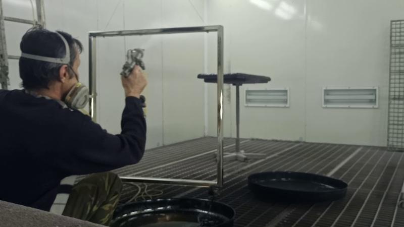 Химическая металлизация восстановление зеркального покрытия