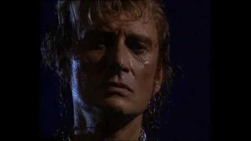 Johnny Hallyday - Quand le masque tombe (Bercy 1995)
