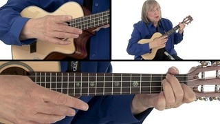 Chord Melody for Ukulele: Module 2 - Dm7 Scale Lesson - Marcy Marxer