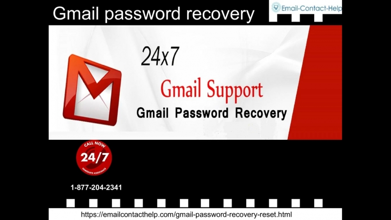 We are trustworthy prompt, just call us to get Gmail Password Recovery 1-877-204-2341