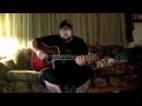 Breaking Benjamin Blow Me Away Acoustic Cover by Steve Glasford