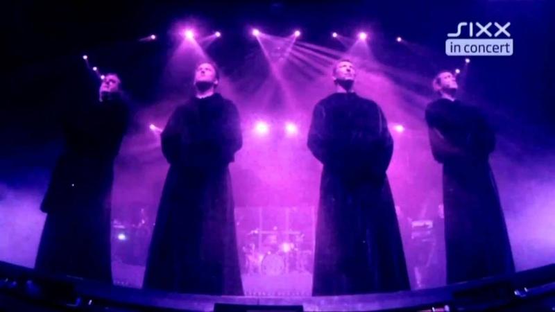 Gregorian *live* Born to feel alive (Geboren um zu leben UH )