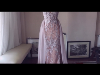 MAKING A WEDDING PARTY DRESS ¦ SECOND WEDDING DRESS