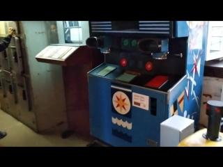 В музее ретро игровых автоматов СПБ