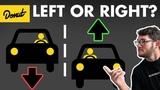 Why Do We Drive On The Right WheelHouse Donut Media