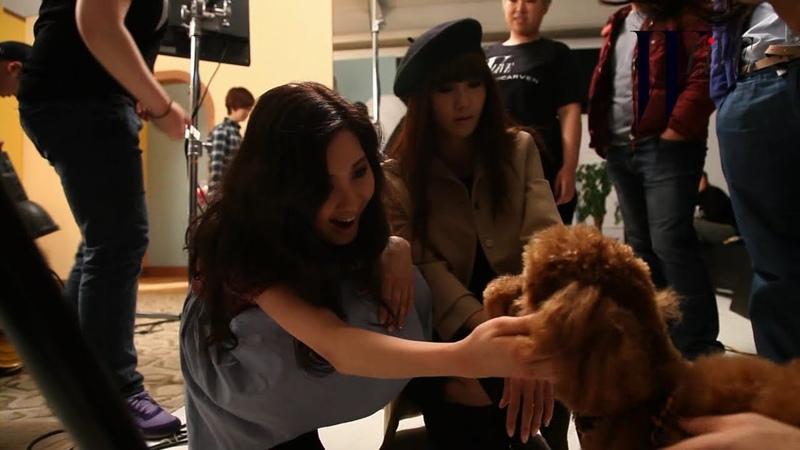 [W Live 2 S.M. Fashionistas] Clip 3_YOONA SEO HYUN KAI LU HAN SE HUN