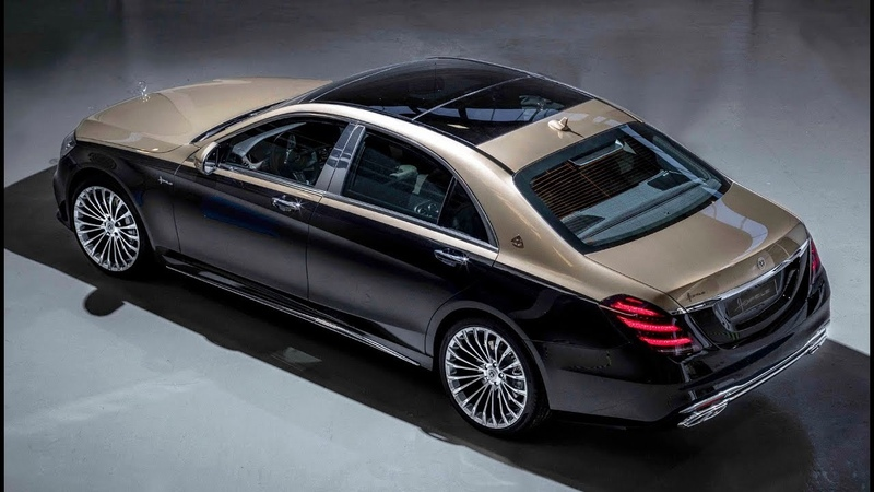 HOFELE Ultimate S the most elegant Mercedes S class w222