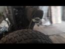 Ремонт рамы на тракторе TYM 273
