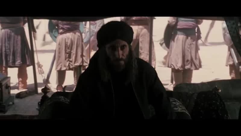 Скромный_ответ_-_когда_на_тебя_давят_и_угрожают. Салах ад-Дин. Отрывок из фильма «Царство Не