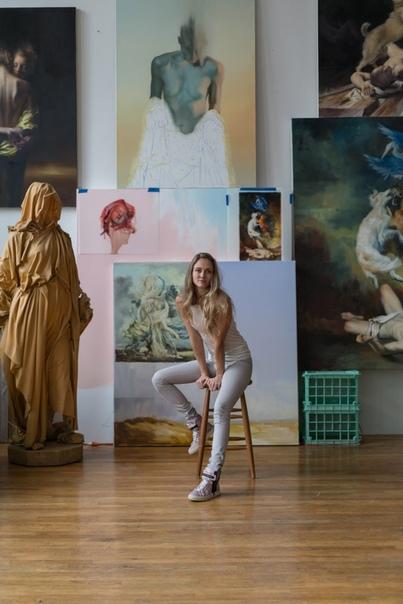 Мария Крейн — современный американский художник, уроженка Нижнего Новгорода