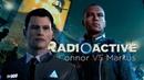 Detroit: Become Human | Radioactive | Markus VS Connor [rus]