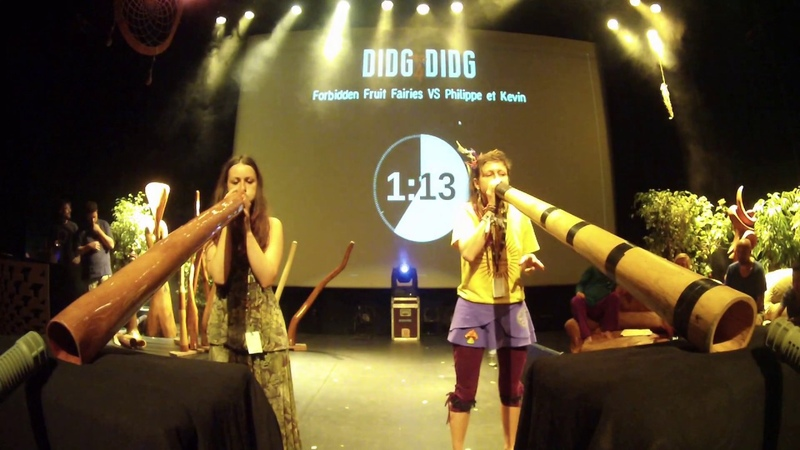 Didg To Didg 4 - 1/2 Battles DUO - FFF VS Philippe et Kevin