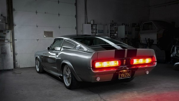 Ford Mustang GT500 Shelby Eleanor