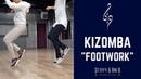 Kizomba Training Footwork Level 2 - 🎯 Challenge 23/24