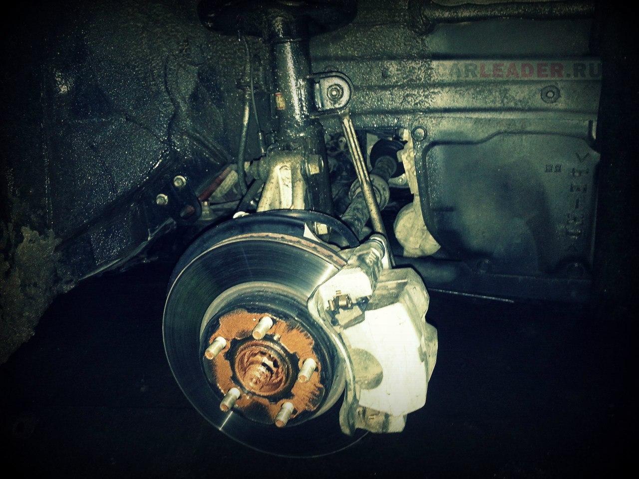 Подвеска Lexus CT 200