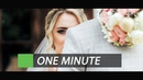 One Minute of Our Wedding_Ruslan Kseniya _студия KOKOS-FILM