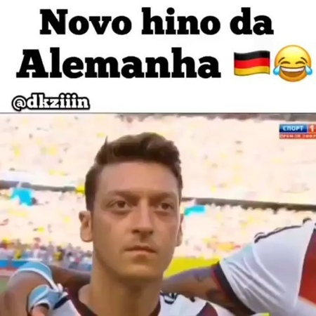 "Memes São Luís on Instagram: ""Hino top  Via: @dkziiin"""