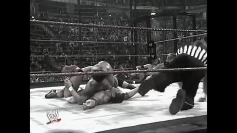 [Crossface] Triple H vs Randy Orton: Royal Rumble 2005 Promo