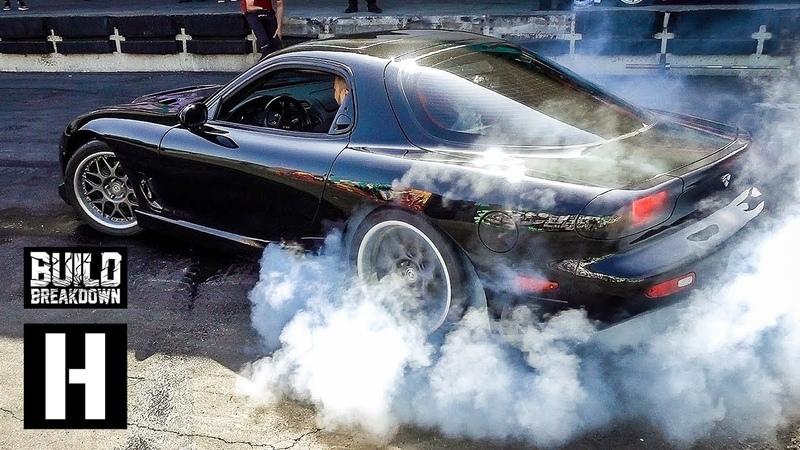 725hp FD RX-7 - Twins Turbo Motorsports