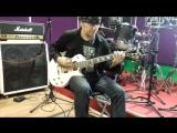 Немного гитарного позитива от Sander Solo'D (Deep Sinless)