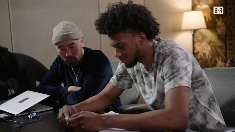 Marvin Bagley III Drops Exclusive Track Thoughts in the A Before NBA Draft