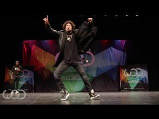 Deep House presents: Les Twins ¦ FRONTROW ¦ World of Dance Las Vegas #WODVEGAS [HD 1080]