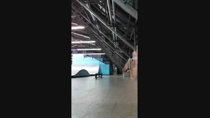 Рамзес на скейте новый трюк nollie varial flip 17 10 2018