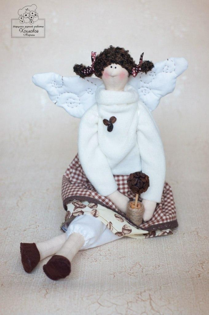 кофейный ангел