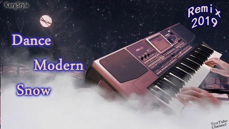 KorgStyle MM - Dance Modern Snow (Korg Pa 900) Remix 2019 New