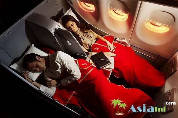 Бюджетная авиакомпания AirAsia