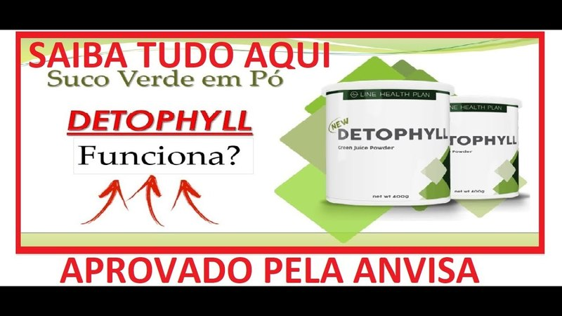 O que é Detophyll Detophyll Funciona mesmo [SAIBA TUDO AQUI]