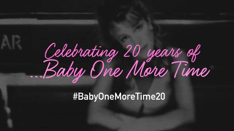 ...Baby One More Time 20th Anniversary 3