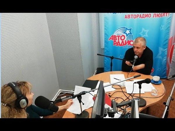 Сергей Звонов в передаче