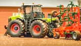 RC Tractors work hard! Fantastic 132 scale! Stock and modified!
