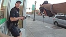 Officer Gets Shot in Leg During Shootout With Robbery Suspect