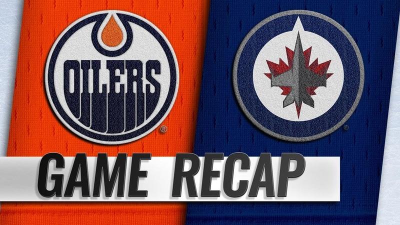Scheifele McKenzie power Jets past Oilers 5 3